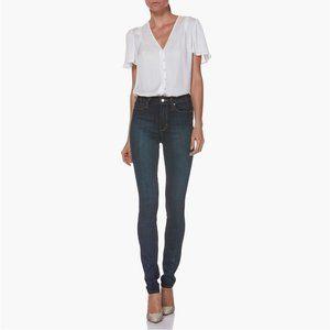 PAIGE Margot Ultra Skinny jean in color La Rue